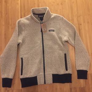 Women's XS Patagonia Woolyester Fleece Jacket